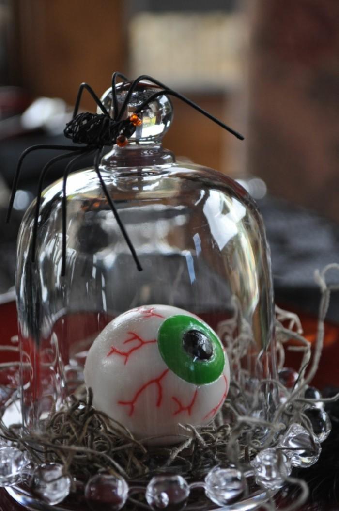 halloween deko gruselige ideen für die tischdeko