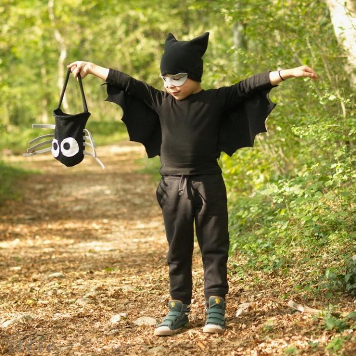 halloween kostüme ideen kinder batman