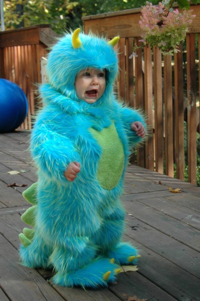 halloween kostüme kinder ideen halloween monster