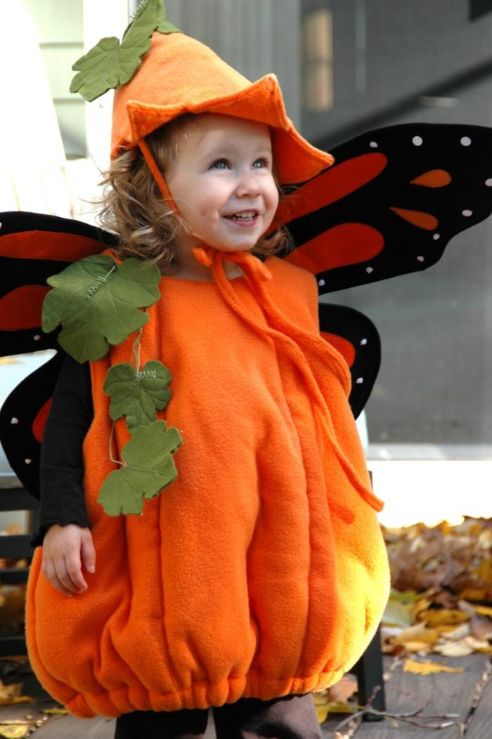 halloween kostüme kinder ideen kürbis lifestyle