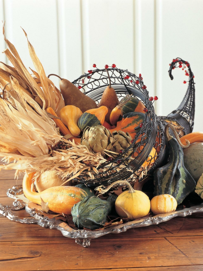 Herbst Deko - Holen Sie sich die Pracht der Natur nach Hause!