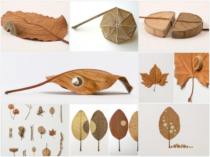 Herbstdeko basteln wie Susanne Bauer inspirierende Werk