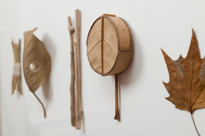 herbstdeko basteln originelle wanddekoration susanne bauer