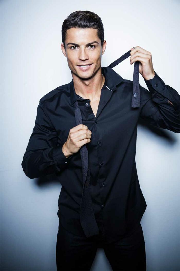 herrenparfum Cristiano Ronaldo legacy debüt duft