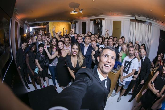 herrenparfum Cristiano Ronaldo parfum legacy privatfoto