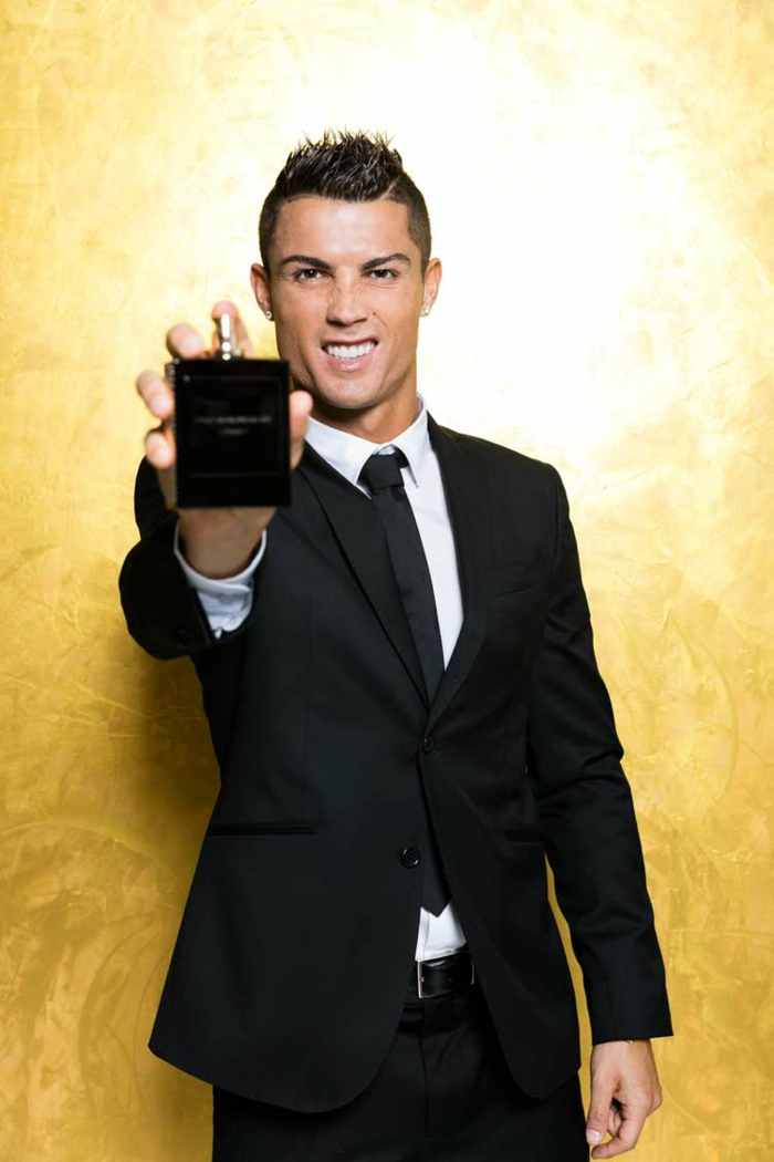 herrenparfum Cristiano Ronaldo parfum legacy