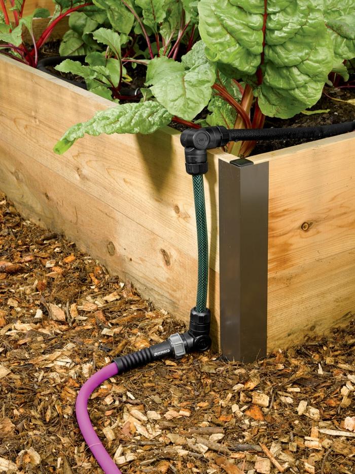 Hochbeet Im Garten Eine Schone Gartengestaltungsidee