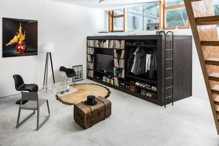 Hervorragend Hochbetten Für Erwachsene Living Cube Designermöbel Ideen