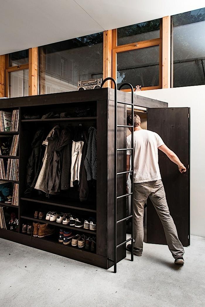 Hochbetten Für Erwachsene : hochbetten f r erwachsene living in a box hat schon ~ Watch28wear.com Haus und Dekorationen