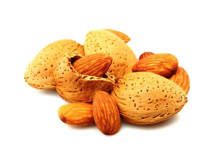 hoher blutdruck mandeln nüsse