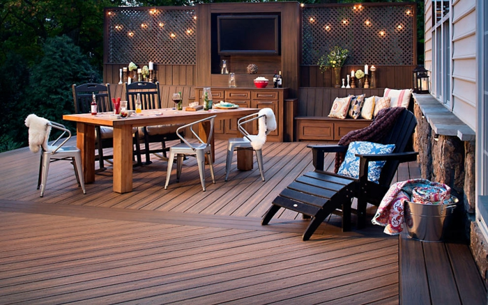 holzarten bodenbelag paranussholz veranda decking