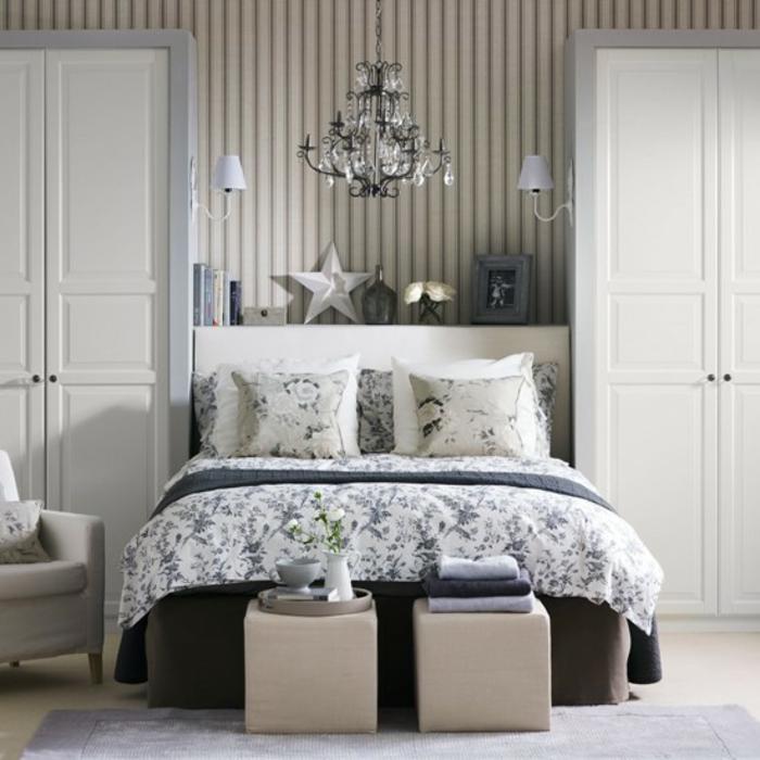 ideen schlafzimmer - die vielen gesichter der farbe grau - Schlafzimmer Grau