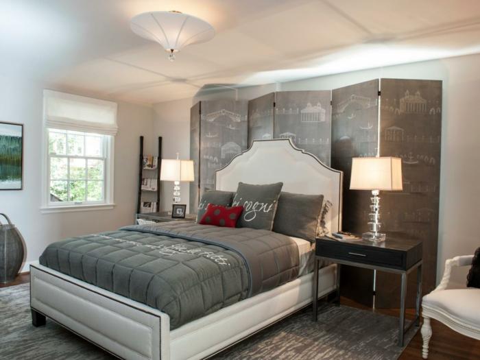 ideen schlafzimmer die vielen gesichter der farbe grau. Black Bedroom Furniture Sets. Home Design Ideas