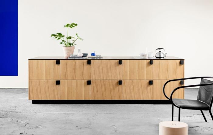 Ikea Küchenmöbel verleihen der modernen Küche einen raffinierten ...