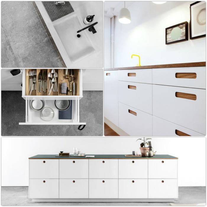 ikea-küchenmöbel-moderne-einrichtungsideen-küche-gestalten