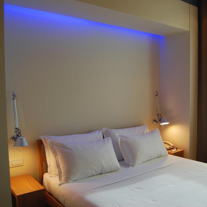 indirekte beleuchtung ideen, wie sie dem raum licht und charme, Wohnzimmer design