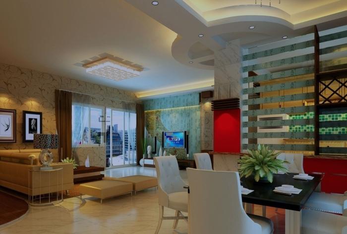 indirekte beleuchtung ideen wie sie dem raum licht und charme verleihen. Black Bedroom Furniture Sets. Home Design Ideas