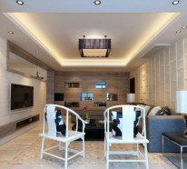 Werbung. Facebook Twitter Google+ Pinterest · Indirekte Beleuchtung  Wohnzimmer Deckenbeleuchtung Graues Ecksofa Indirekte Beleuchtung Ideen ...