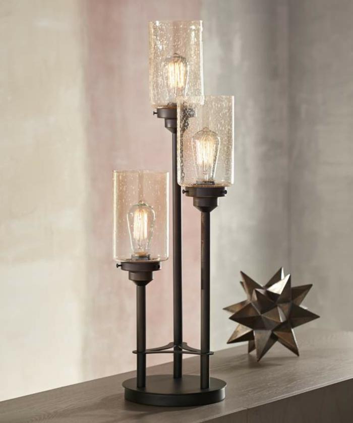 industrielampen tischlampe stehlampen industrie design möbel