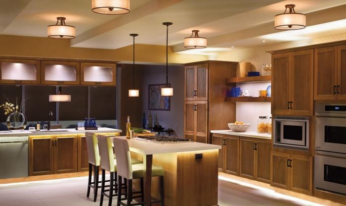 zimmer einrichten und beleuchten - tipps für mehr licht im innendesign - Lampen Für Die Küche