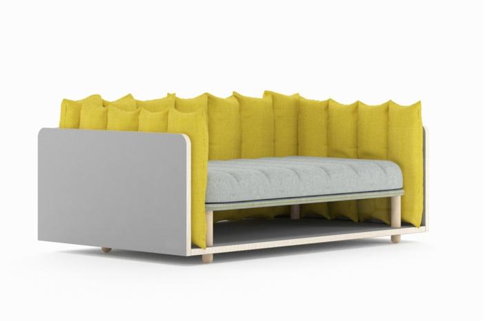 Re-Cinto - ein kleines Sofa mit viel Potenzial von Davide Anzalone
