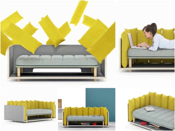 re cinto ein kleines sofa mit viel potenzial von davide anzalone. Black Bedroom Furniture Sets. Home Design Ideas