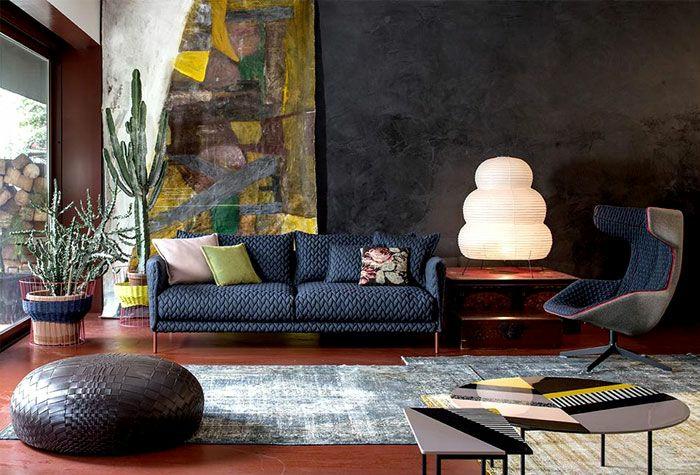 Moderne polstermöbel  Italienische Polstermöbel sorgen für unschlagbare Eleganz
