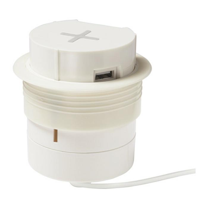 jyssen wireless charger ikea wohnzimmermöbel ladegerät