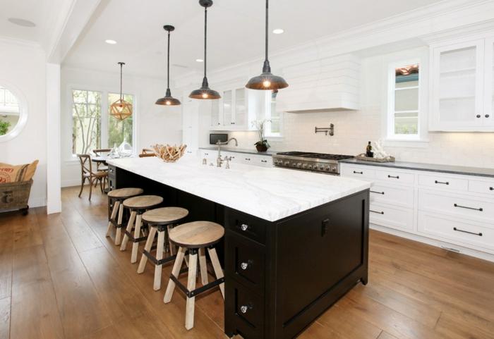 Küchenbeleuchtung Ideen küchenbeleuchtung - die küche modern und funktional beleuchten