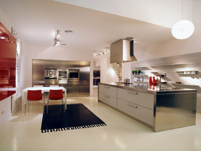 K Cheninsel Beleuchtung küchenbeleuchtung die küche modern und funktional beleuchten