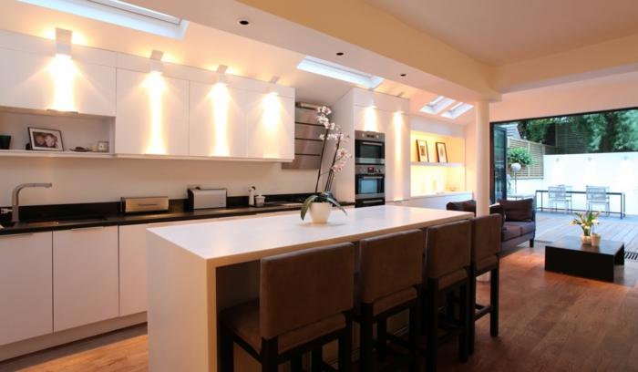 K Cheninsel Beleuchtung 24 küche beleuchtung bilder kuchenbeleuchtung bis zu 70