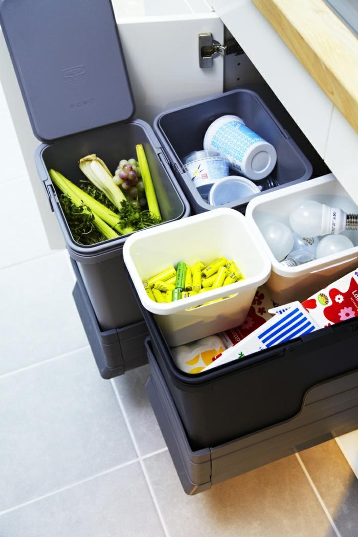 Praktische Wohnideen Kuche Mehr Lagerraum Schaffen