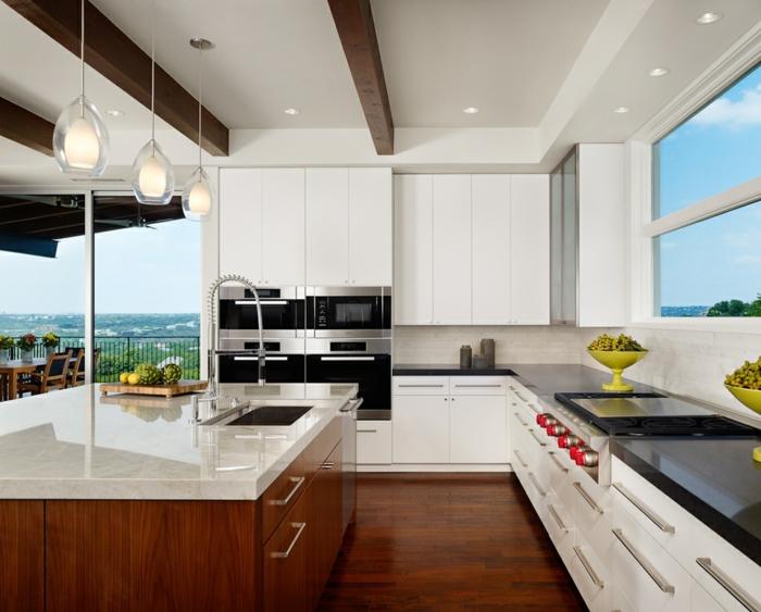 Küchenbeleuchtung - Die Küche modern und funktional beleuchten