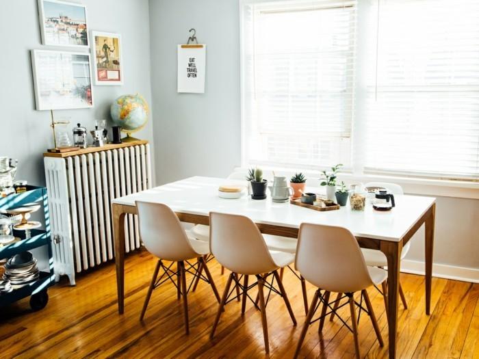 Passende Küchenstühle aussuchen, um das Küchendesign zu vollenden