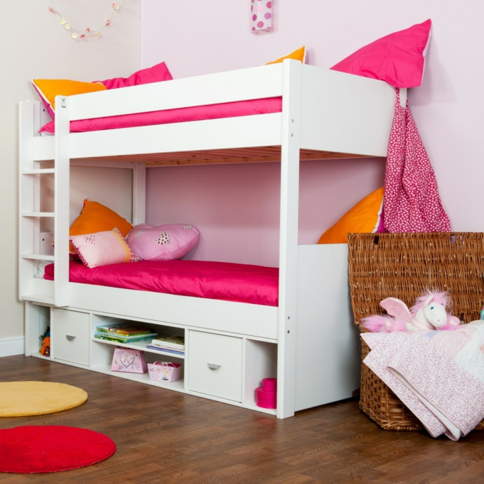 Teen Loft Bed With Desk