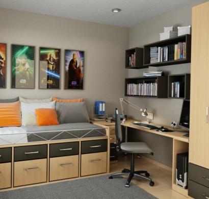 Kleine Zimmer Einrichten Frische Ideen Fur Kleine Raume