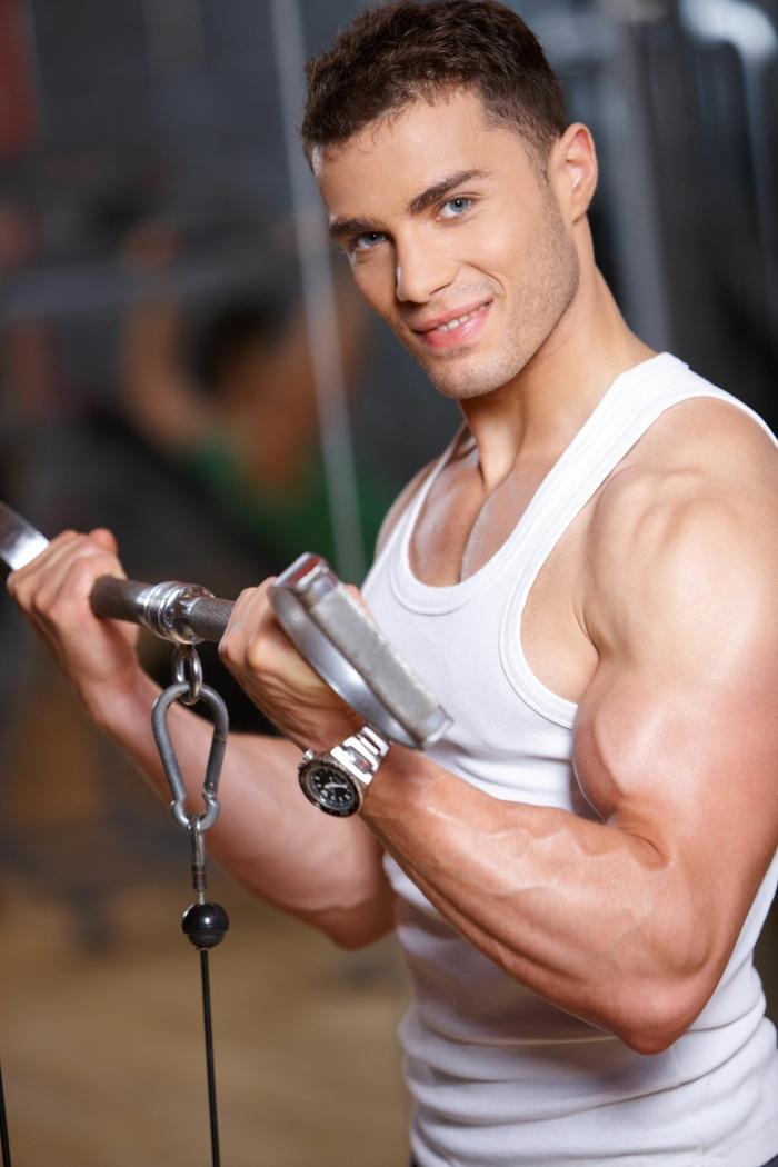 krafttraining lifestyle gesundheit richtig trainieren