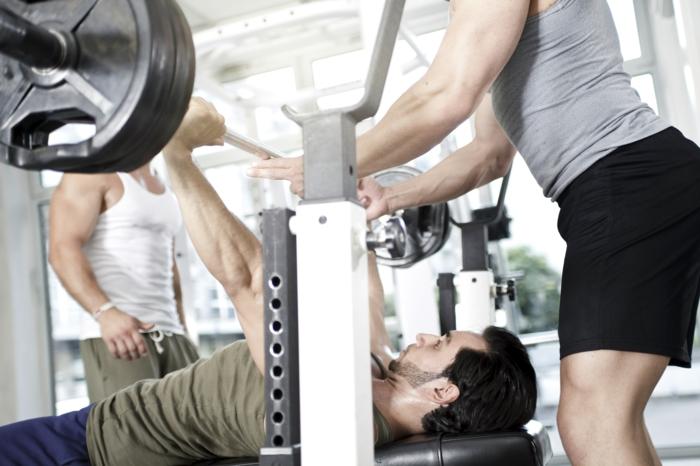 krafttraining trainingsplan gewichte anfänger