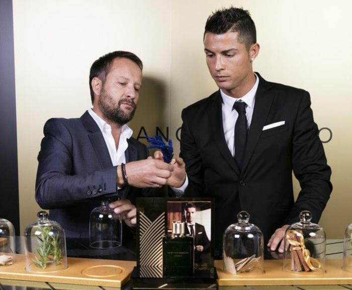 legacy debüt duft Cristiano Ronaldo parfum