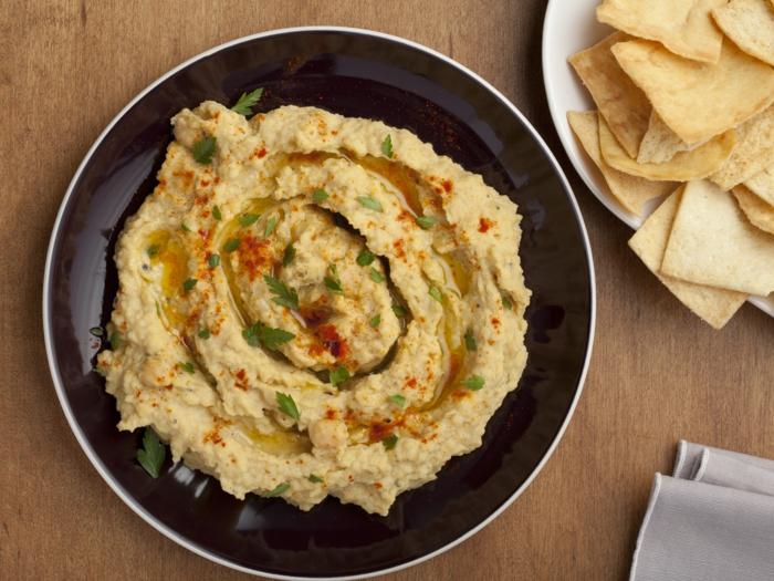 low carb rezepte humus hausgemacht
