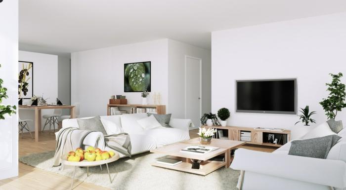 möbel trends skandinavisches wohnzimmer einrichten