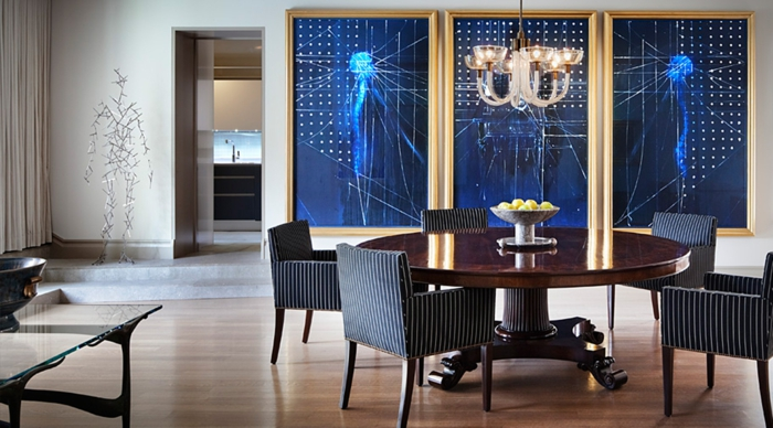 möbeldesigner Thad Hayes interior design ideen esszimmer