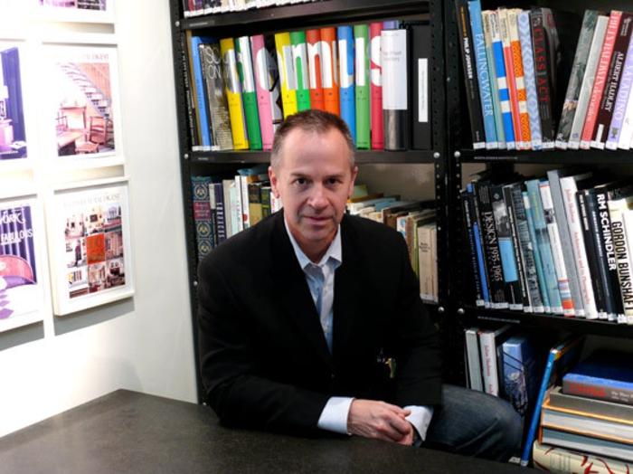 möbeldesigner Thad Hayes interior designer