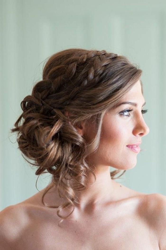 Moderne Frisuren Fur Frauen Mittellang Und Lang