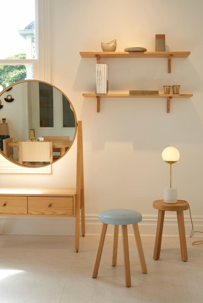 moderne wohnungseinrichtung zwei designerkonzepte mit charme. Black Bedroom Furniture Sets. Home Design Ideas