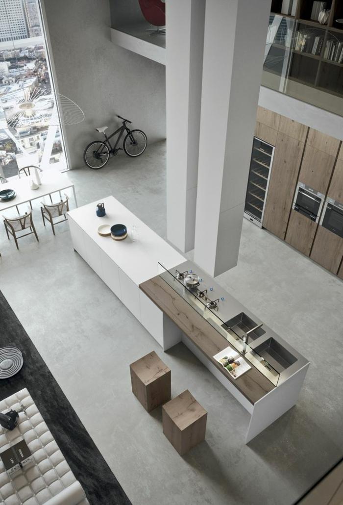modulküchen singleküchen übersicht von oben kücheneinrichtung