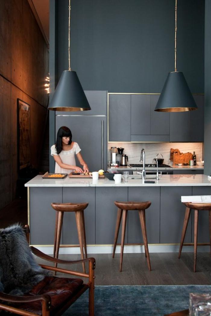 single und modulk chen als moderne trends. Black Bedroom Furniture Sets. Home Design Ideas