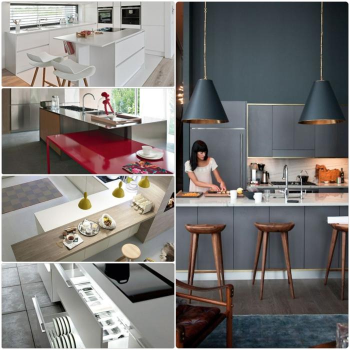 Single- und Modulküchen als moderne Trends