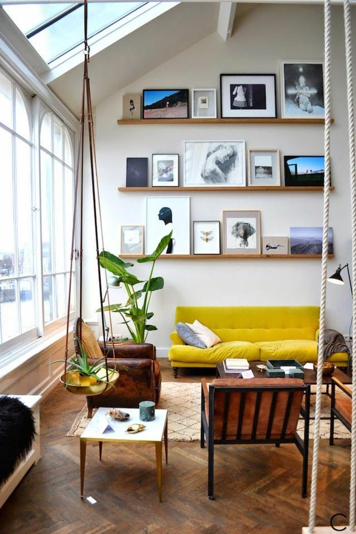 neue wohntrends 2016 wohnzimmer einrichten antik möbel