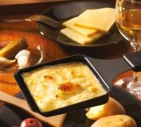Einfache Raclette Rezepte für ein ruhiges Zusammenessen